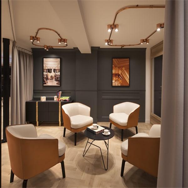 future designs lighting. COPPA 3D. Barr Gazetas Approached FUTURE Designs Future Lighting